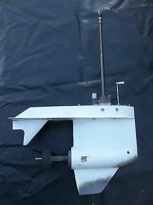 """1984 Force 85hp Outboard Complete Lower Unit 20"""" Shaft  82,83,84,85,86,87,88,89"""