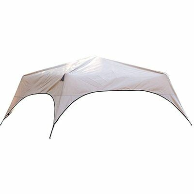 """4 Person Instant Tent Rainfly Accessory Rain Protection 8 x 7 """" Camping Outdoor"""