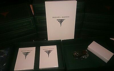 Sale! ERDNASE X MADISON BOXED SET OF PLAYING CARDS BY ELLUSIONIST & 8gb USB