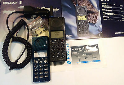 Vintage Ericsson GH688 GSM Mobile Cell Phone Unlocked