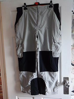 Bear Grylls Graghoppers Trousers Size 38 S
