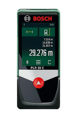 Bosch PLR 50 C Range Finder Laser Measure Brand NEW Fast FREE Posting L@@K! WOW