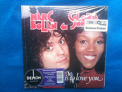 """Marc Bolan Maxi Pack 2x 7"""" UK 2013 RSD release Mint Sealed"""