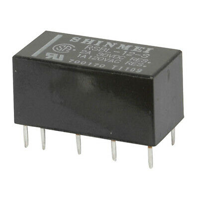 NEW 12V DIL Latching Mini Relay SY4060