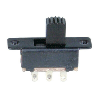 NEW Sub-miniature DPDT Panel Mount Switch- Slide style SS0852