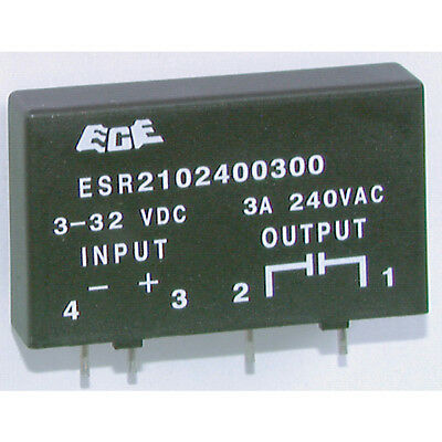 NEW 3-32VDC Solid State 240VAC @ 3A Relay SY4080