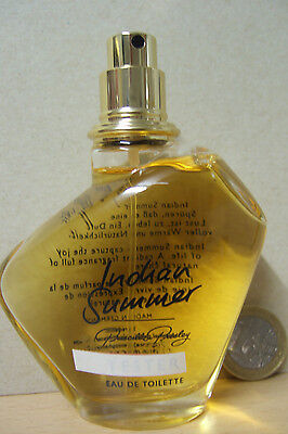 Indian Summer Priscilla Presley  50 ml Eau de Toilette Spray  Rarität  DUFT TOP!