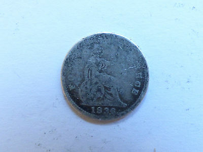 Great Britain William IV Four-pence/ Groat 1836