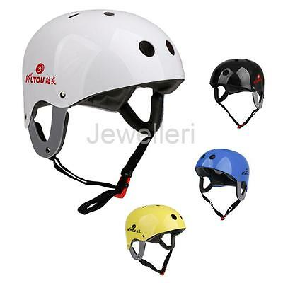 "Safety Helmet for Water Kite Wake Board Kayaking Rafting Boating 22.4""-24.4"""