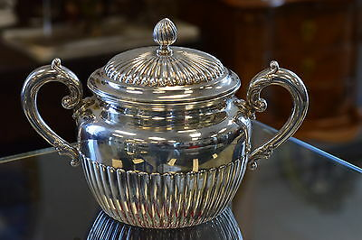 Sterling Silver Sugar Bowl 410 Grams