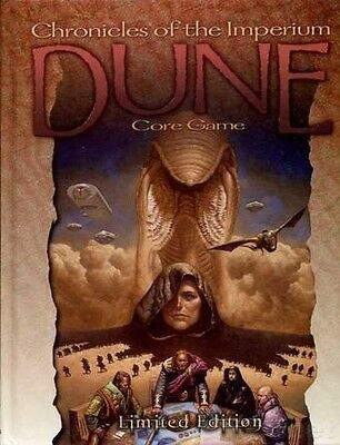 Dune RPG Chronicles of the Imperium