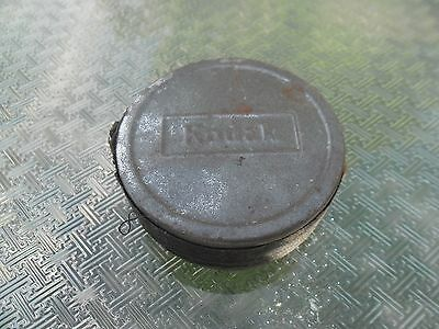 "Vintage 2"" KODAK Tin 8mm Movie Film Canister"
