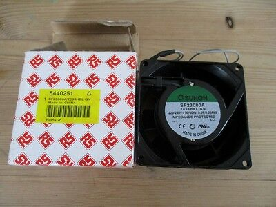 Ac Axial Fan Sf23080A New And Boxed