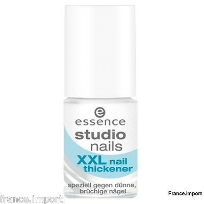 """VERNIS DE PROTECTION """" ONGLES CASSANTS """" / NAIL THICKENER 8 ml NEUF - ESSENCE"""