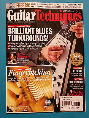 Guitar Techniques Free CD! 269 May/2017  ungelesen 1a absolut TOP