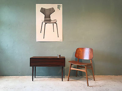 Arne Vodder Triennale Palisander Kommode 1959 danish design chest