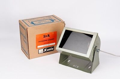 S&K DARKROOM SAFELIGHT for color paper
