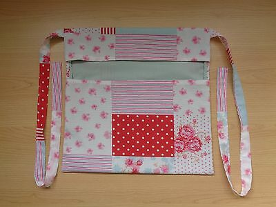 Peg Bag, apron style. Wearable peg pinny.