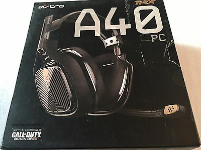 Astro A40 tr + Mixamp PS4 Mac Pc Gaming Headset DTS Surround Sound 7.1 Hifi Cod
