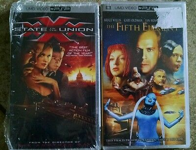 Two PSP Movies