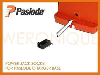 Spare Parts - Replacement Power Jack Socket For Paslode Charger Base