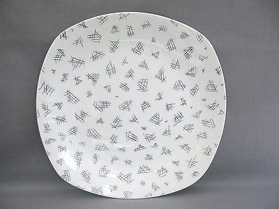 A Midwinter Monaco Dinner plate - 9.7 inches - Jessie Tait