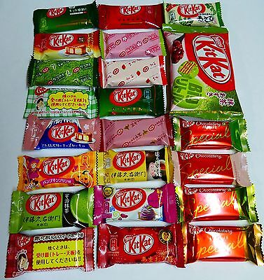 Japanese KitKat Special Rare Flavours - Make your own selection - UK SELLER FAST