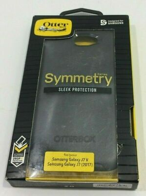 OtterBox SYMMETRY SERIES Case for Samsung Galaxy J7 2017/Galaxy J7 V/Galaxy J7