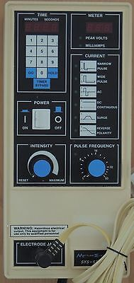 METTLER SYS STIM 206 Muscle Stimulator - in excellent working condition!