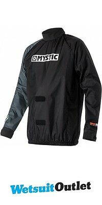 2017 Mystic Kite Windstopper Jacket Black 140160