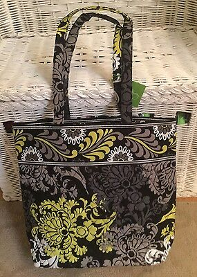 NWT Vera Bradley Tote Bag in Baroque Print