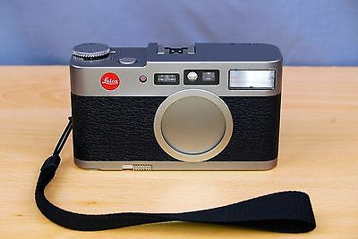 Leica CM 35mm Compact Film Camera with 40mm Lens in Mint Condition