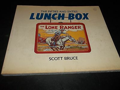 Vintage The Fifties Sixties Lunch Box book Lone Ranger Roy Rogers Beattles Zorro