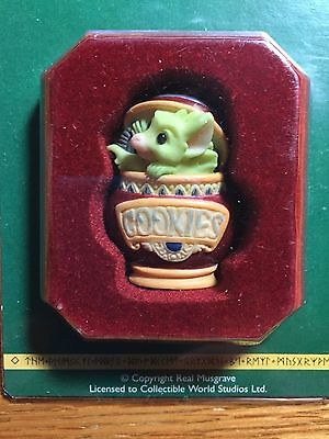 Pocket Dragon  Classic Brooches -  COOKIE JAR -   NEW