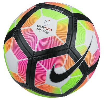 Nike Ordem 4 Official Superlig Match Ball Fifa Quality Pro Aerowtrac