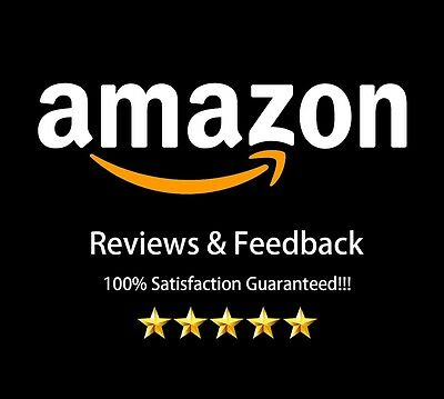 Amazon Verified Purchase Product Review & Seller Feedback.