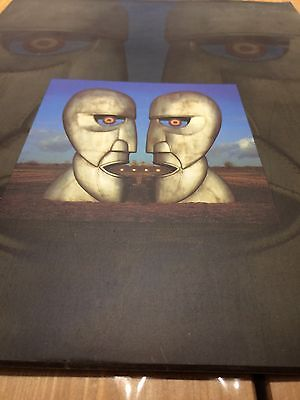 Pink Floyd The Division Bell 1994 Tour concert official program with ticket stub