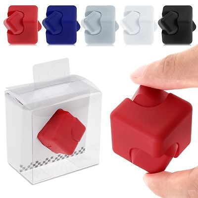 Fidget Cube Hand Finger Spinner Stress Relief Focus ADD&ADHD Toy for Kids Adults