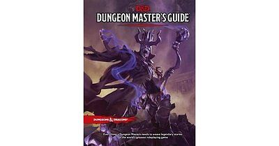 Dungeons & Dragons Dungeon Master's Guide hardcover