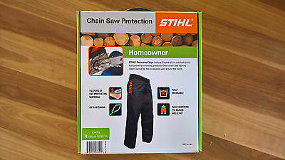 Stihl Protective Chaps - Homeowner - Chainsaw ***1 ONLY***