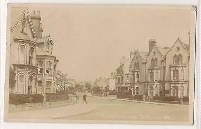 RP Postcard, (Numbered 36) Beach Road, Clacton-On-Sea