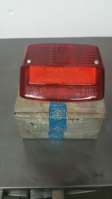Rear light lens vespa Rally, Sprint, PV original piaggio 121612