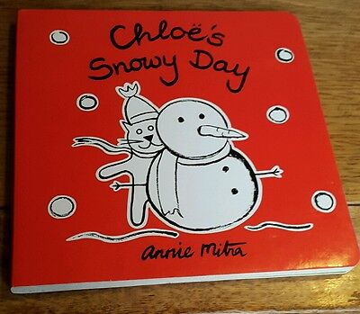 Chloe's Snowy Day by Annie Mitra, Children's Fiction Books (Paperback, 1998)...