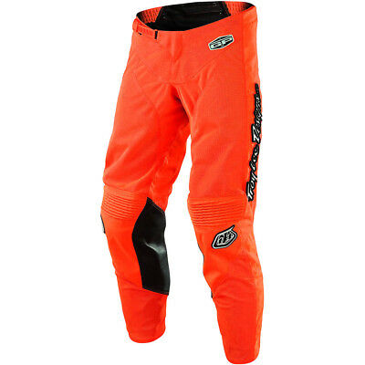 NEW Troy Lee Designs 2018 Youth Mx GP Air Mono Orange Kids TLD Motocross Pants