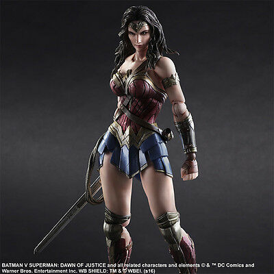Dc Comics Wonder Woman Diana Princess Crazy Toys 1/12 Collectible Action Figure