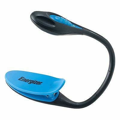 Energizer LED FLEXIBLE BOOKLIGHT BKFN2BU+2xCR2032 Lithium Coin Battery*USA Brand