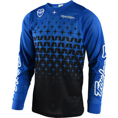 NEW Troy Lee Designs 2018 Mx Gear SE Air Megaburst Blue TLD Motocross Jersey