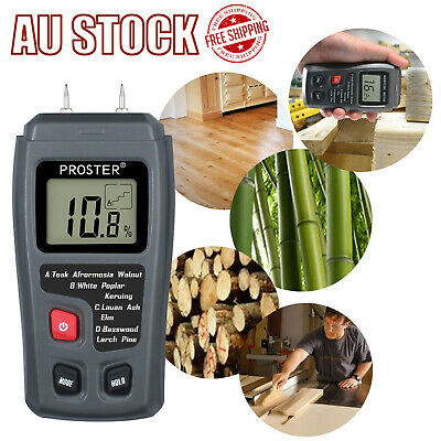 "8"" Digital Angle Finder Protractor Digital Depth Gauge Set for Woodworking AUS"