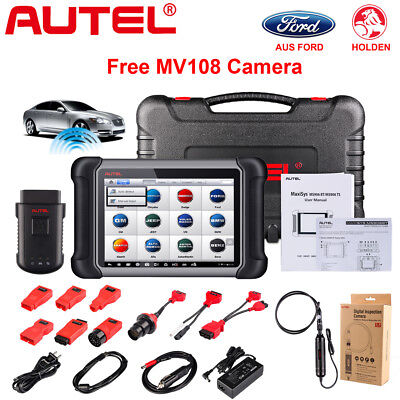 Autel MaxiSys MS906BT OBD2 Bluetooth Auto Diagnostic Scan Tool Better MS906