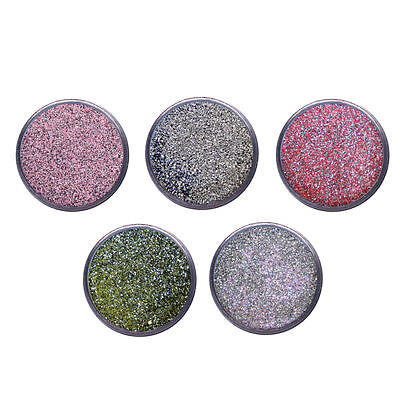 Wow! Glitter Embossing Powder 5 Piece Set - Marion Emberson Christmas Collection